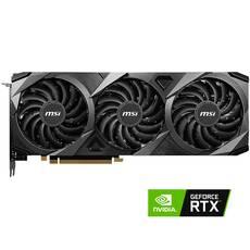 بطاقة فيديو MSI Ventus GeForce RTX 3070 Ti 8GB GDDR6X PCI Express 4.0 x16 RTX 3070 Ti Ventus 3X 8G OC