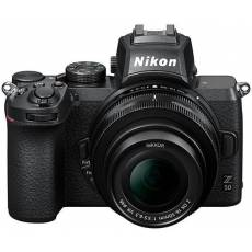 Nikon Mirrorless Camera,20.4 MP ,No Zoom Optical Zoom and 2.3 Inch Screen - Z50