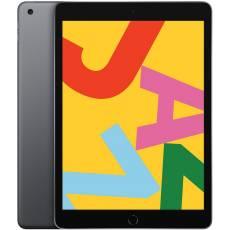Apple iPad 2019 7th Generation - 10.2 Inch Retina Display, 128GB, WiFi, Space Gray