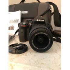 Nikon D3300 Digital Camera 24 Megapixel High Quality Lithium Ion Battery