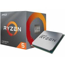 AMD Ryzen 3600X processor with 4 cores and 8 threads