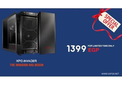 XPG INVADER Mid-Tower PC