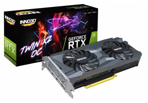 INNO3D GeForce RTX 3060 Twin X2 OC 8GB