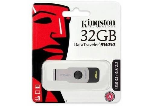 Traveler Flash Drive Kingston Metal 32 GB - DT50